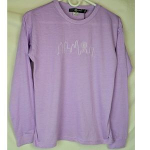 Daisy Street by ASOS Lilac Light Sweater 8